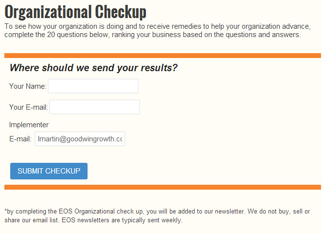 free-organizational-checkup-EOS-implementer