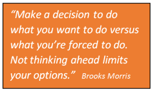 Brook Morris quote